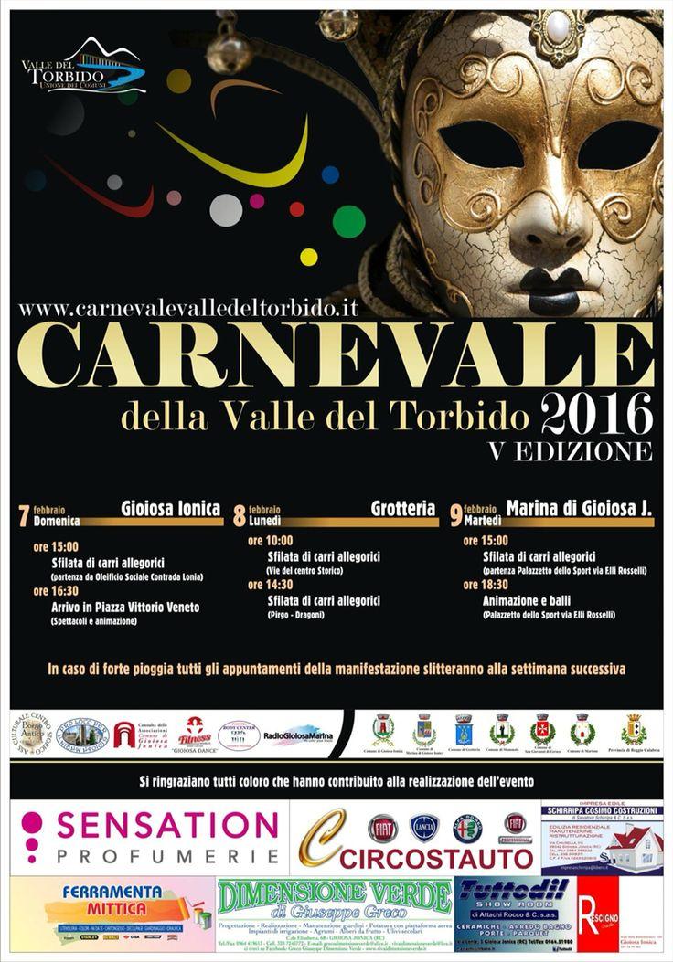 Il Carnevale della Valle del Torbido