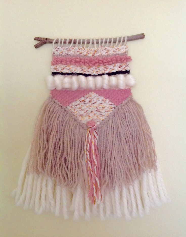 Soft colors and gentle mood in this one.  Weaving by Joyful Finch Studio.
