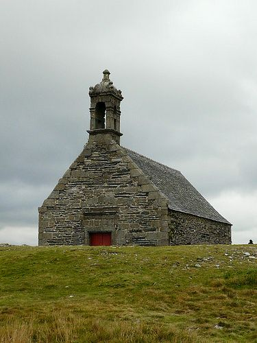 Chapelle Saint Michel de Brasparts. Bretagne   por benalu41