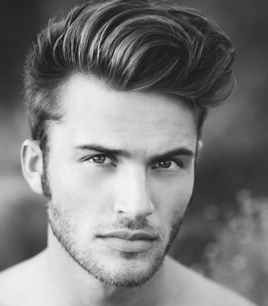 Coiffure homme pour visage rond , http//lookvisage.ru/coiffure,