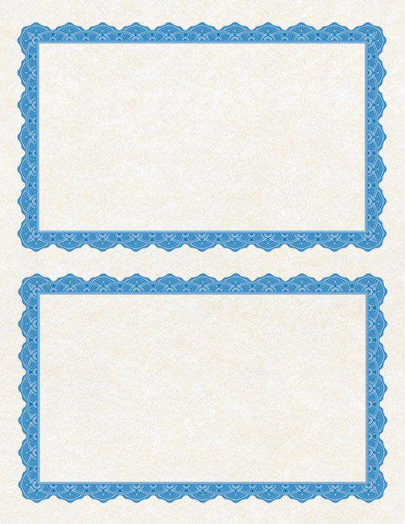 39 best Award Certificates \ Frames images on Pinterest Award - award paper template