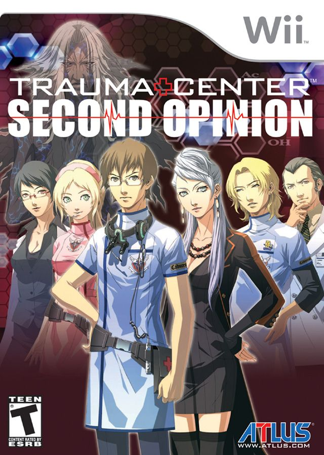 Trauma Center: Second Opinion.