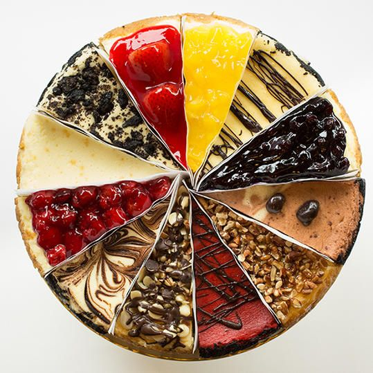 The Best Cheesecakes in America   It's hard to say no to a slice of dense and creamy New York–style cheesecake, but that doesn't stop pastry chefs from reinventing the American favorite. From fruity to ultra-light to sugar-free, here are our favorite cheesecakes from across the country. Originally appeared on Food & Wine
