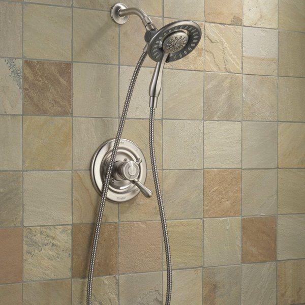 Universal Showering Components Multi Function Handheld Shower Head