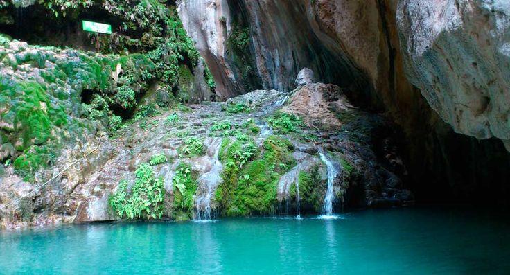 #Balnearios en #Hidalgo. Disfruta de un autentico paraíso natural en La Gloria Tolantongo. Visítanos en www.topeaqui.com Síguenos en www.facebook.com/topeaqui