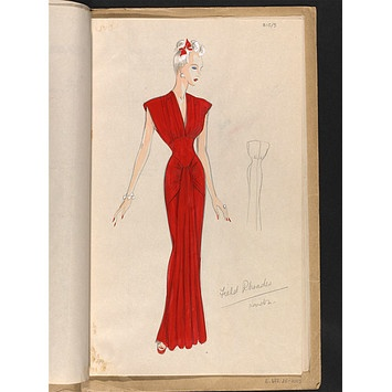 Evening dress fashion haute couture and the o 39 jays for O couture fashion