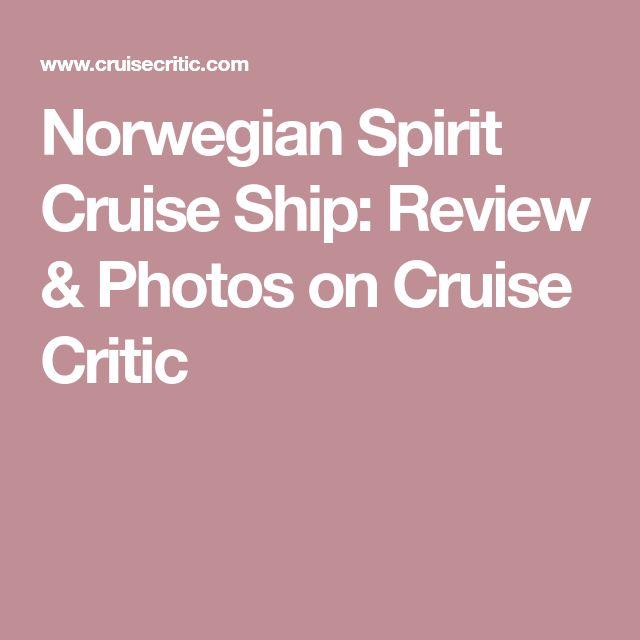 Norwegian Spirit Cruise Ship: Review & Photos on Cruise Critic