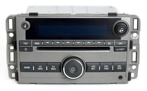 Chevy Captiva Sport 2013-15 Radio AM FM mp3 CD w Aux Input USB 22924485 Unlocked