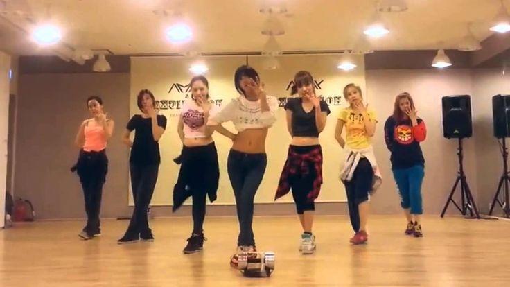Rainbow - Tell Me Tell Me mirrored Dance Practice