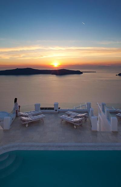 Greece Honeymoon - Santorini