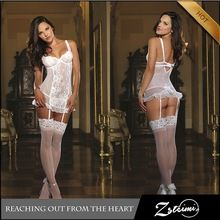 Alibaba New Item White Attractive Lingerie With Garter Stocking Wholesale Sexy Lingerie Best Seller follow this link http://shopingayo.space