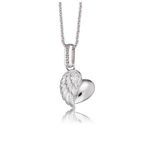 Halsband med änglahjärta #ThomasSabo