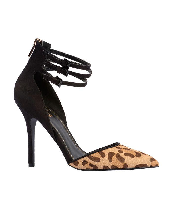 Especial zapatos: ¡A tus pies! Con leopardo, de Studio F.