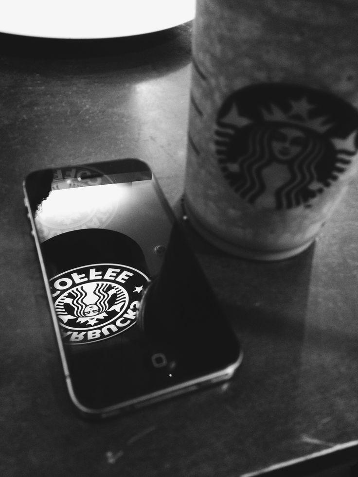 I love coffee ❤️ Starbucks ❤️