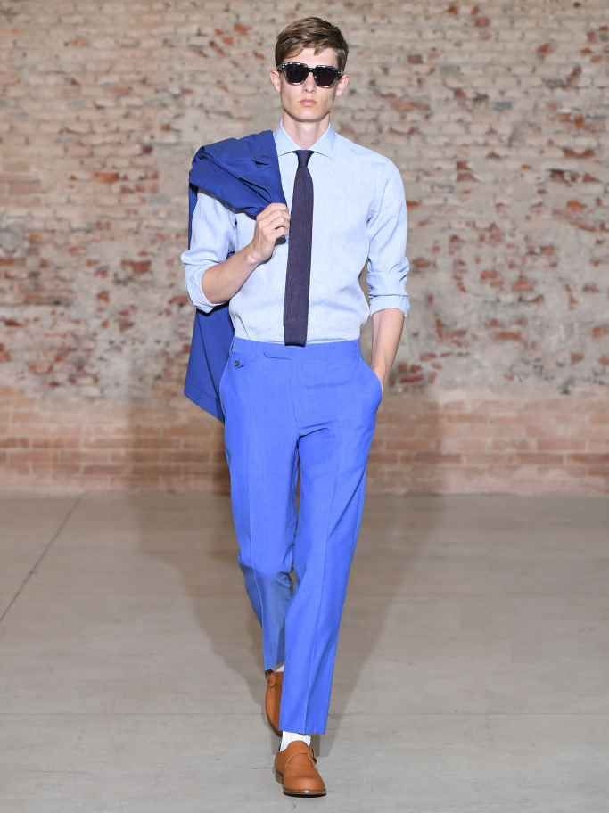 Canali Spring Summer 2019 Milan Fashion Week In 2019 Styling