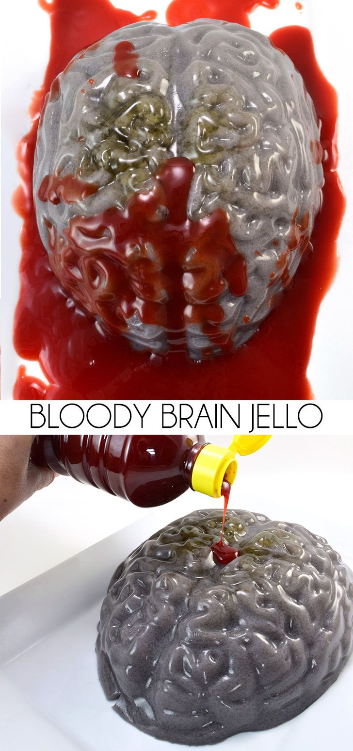 halloween names for jello shots