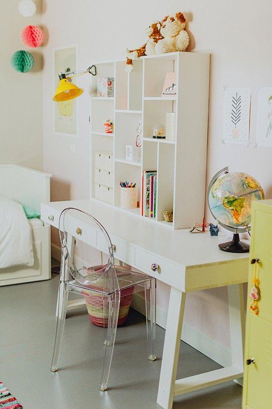 Styling en kleuradvies slaapkamer  meisje-Je Ideale Huis / fotografie Sjoerd Booij