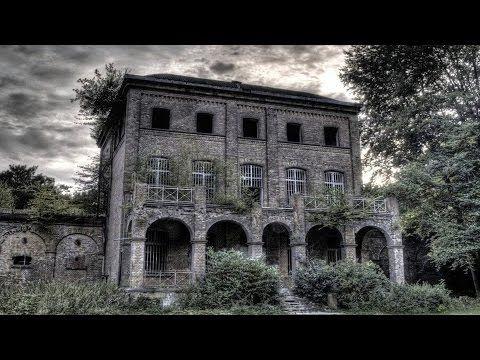 Beispielhaftes Geisterhaus I