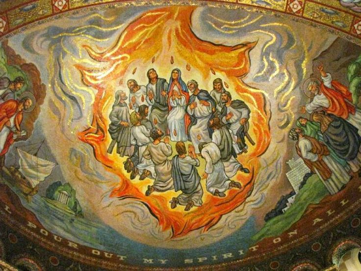 pentecost- the birth of the christian church