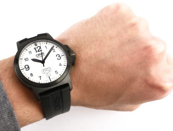 オリス BC3 シンプルなスポーツウォッチをお探しの方はぜひチェックしてください #オリス #ORIS #BC3 #black #黒 #white #白 #パイロットウォッチ #アビエーション #時計 #腕時計 #カジュアルウォッチ #sale #watch #メンズウォッチ #時計店 #ファッション #アイデアル #IDEAL