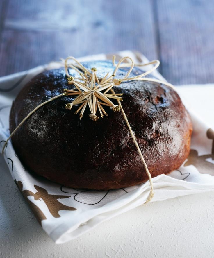 Katajanmarjoilla maustettu joululimppu | Joulu | Pirkka #food #christmas #joulu