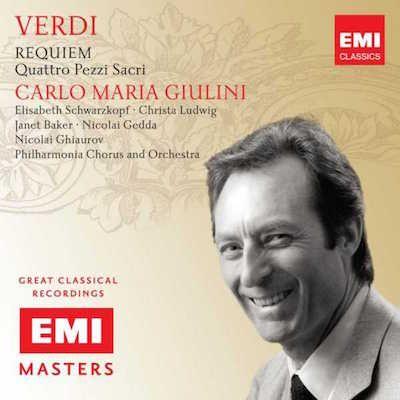 Începem un serial pe tema discografiei Requiem-ului de Verdi. Azi, primul episod.