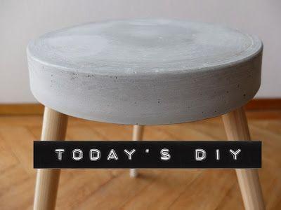 enidan's art: DIY ¦ ran an den beton - wir giessen uns einen bei...