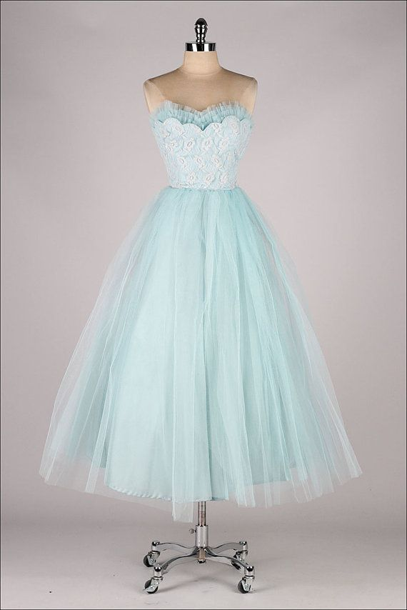 17 Best images about 50s prom dress, cocktail dresses, and more on ...