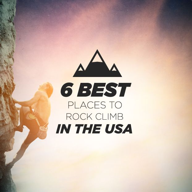 Check out the #LifeProof Blog for our 6 Best Places to Rock Climb in the US. Where are some of your favorite spots?