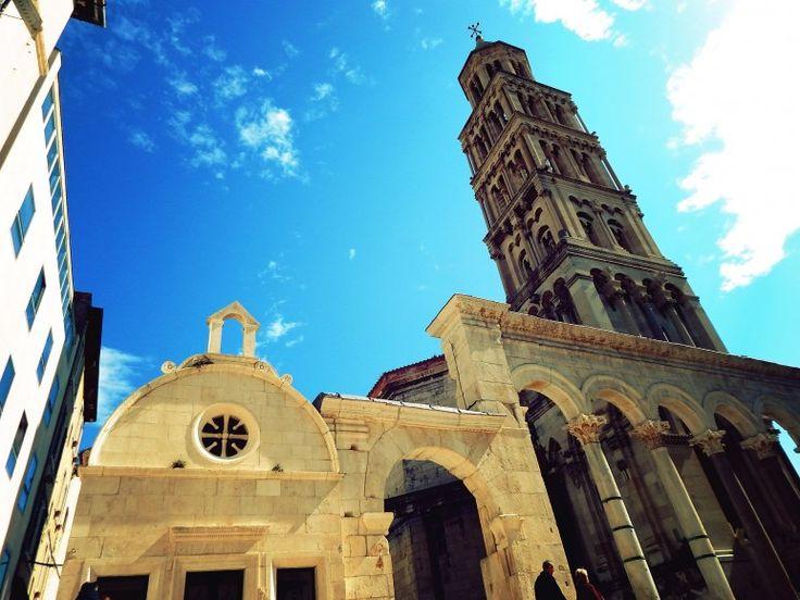 Kroatien, Diocletianus palats i Split #Croatia #Kroatien #Balkan #Europa #Europe #Game #Of #Thrones #GameOfThrones #Inspelning #Diocletianus #Palats #Palace #Daenarys #Targaryen #Split #Gammalt