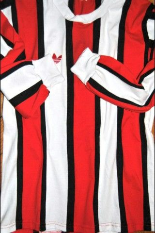 River Plate - camiseta antigua manga larga