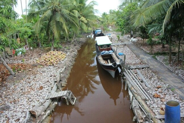 Dusun Sungai Sabar Desa Bekawan