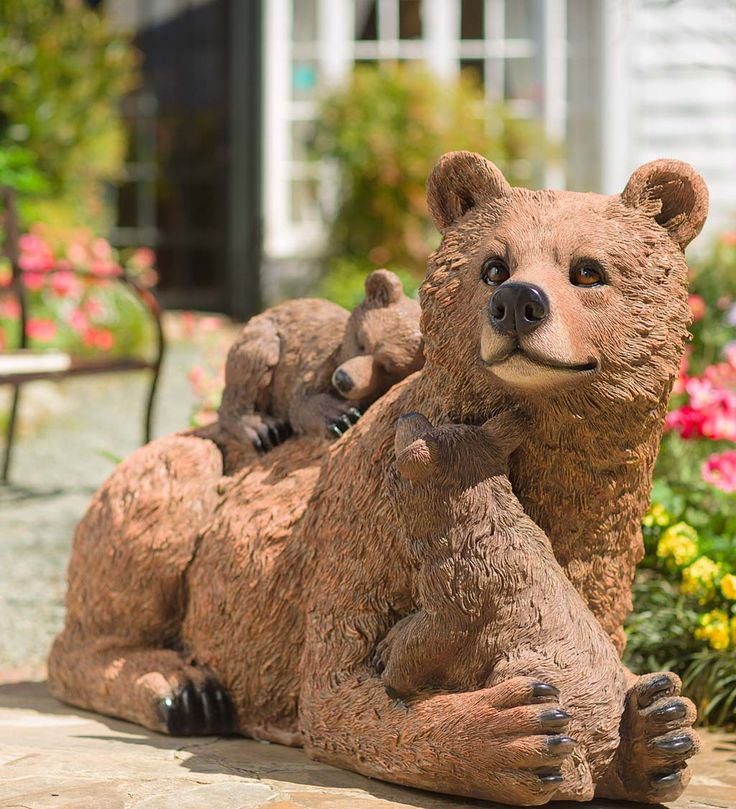 134 best Animal Statues & Accents images on Pinterest ...