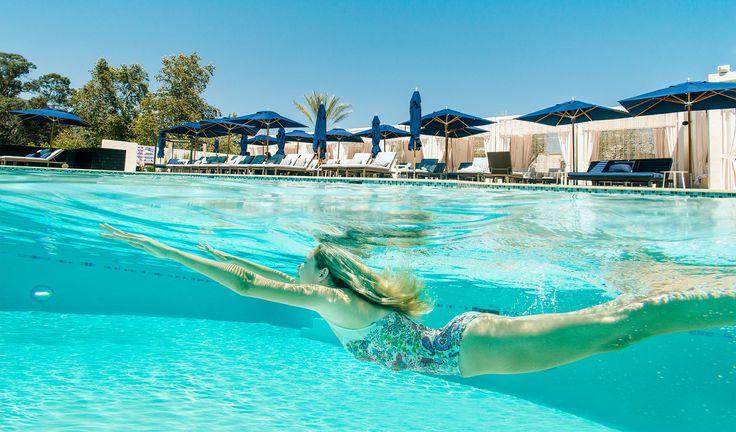 Luxury Hotels Ojai Valley Inn Spa: 32 Best Nude Spa Sea Mountain Resort Images On Pinterest