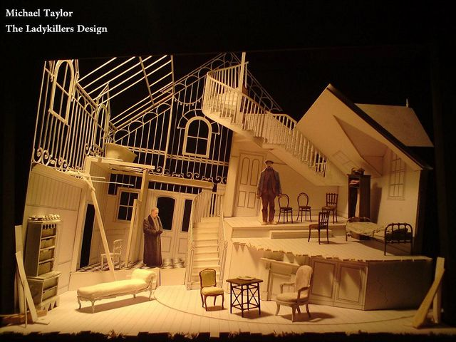 The Ladykillers - Page to Stage by Festival and King's Theatres Edinburgh, via Flickr