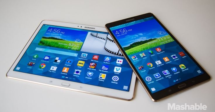 Even Samsung Can't Screw Up the Galaxy Tab S [REVIEW]