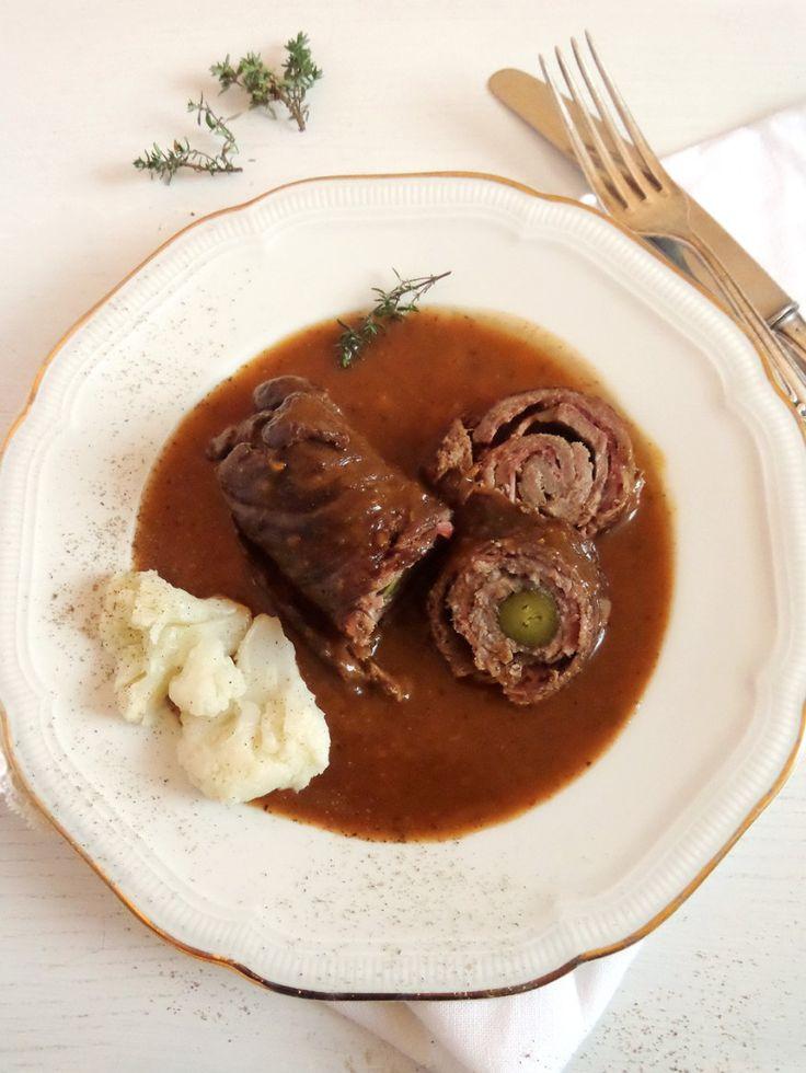 German Beef Roulades