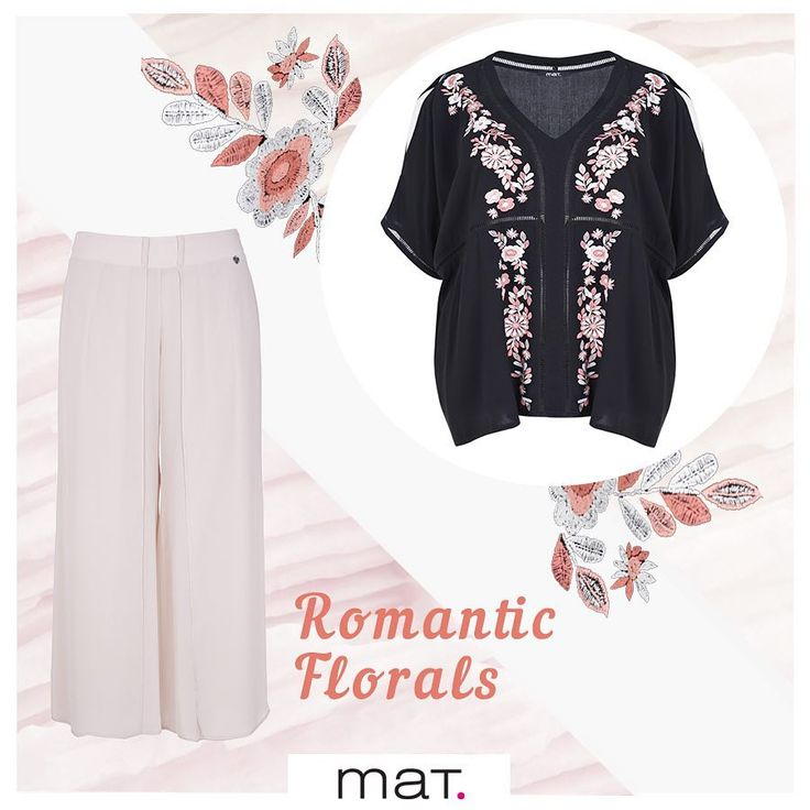 Ήρθε η ώρα να αναδείξεις την ρομαντική πτυχή του εαυτού σου, φορώντας pastel floral prints σε συνδυασμό με αέρινα υφάσματα! Μια hot πρόταση για φέτος το καλοκαίρι. Αγόρασε την μπλούζα ➲ code: 671.1206.1 Αγόρασε την παντελόνα ➲ code: 671.2055 #matfashion #ss17 #romantic #floral #realsize #fashion #ootd #streetstyle #instafashion #plussizefashion #psblogger