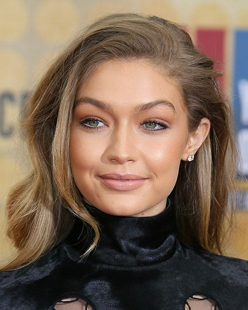 Gigi Hadid shows off the right way to rock the bronzed goddess beauty look