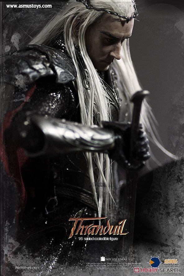 The Lord of the Rings/ Hero of Middle-earth: Thranduil 1/6 Collectible Action Figure HOBT05 (Fashion Doll) Item picture18
