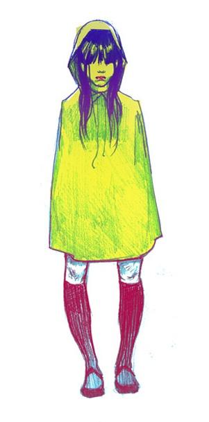 Veronica Fish   Illustration + Comic Art