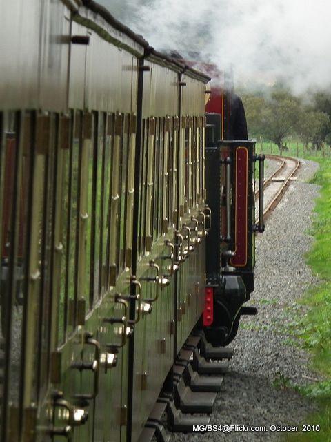 Vale of Rheidol Steam Railway, Wales