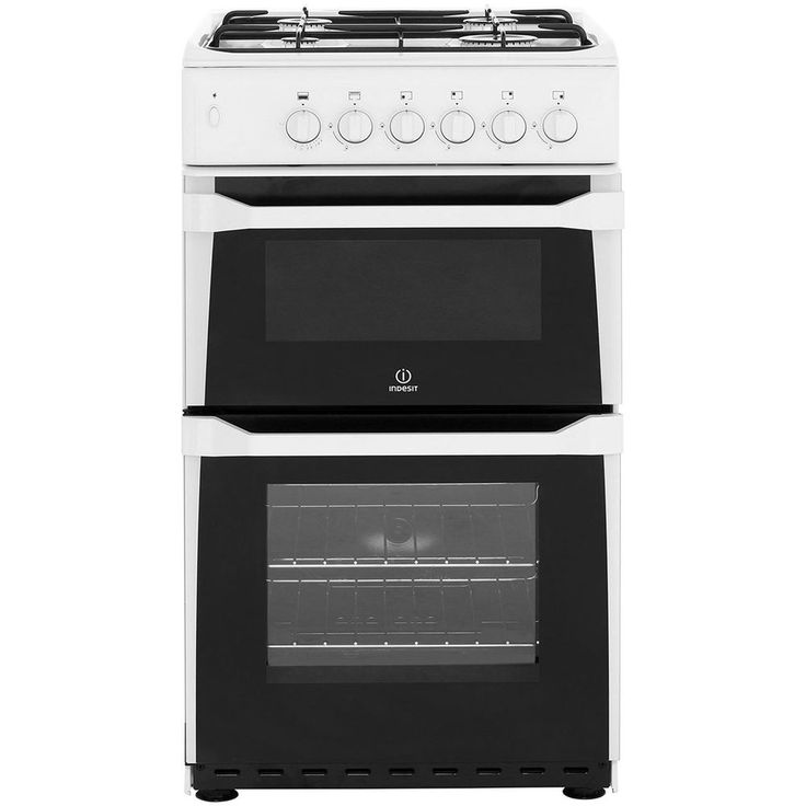 Cute Indesit ITGW Advance Free Standing Gas Cooker with Gas Hob cm White New