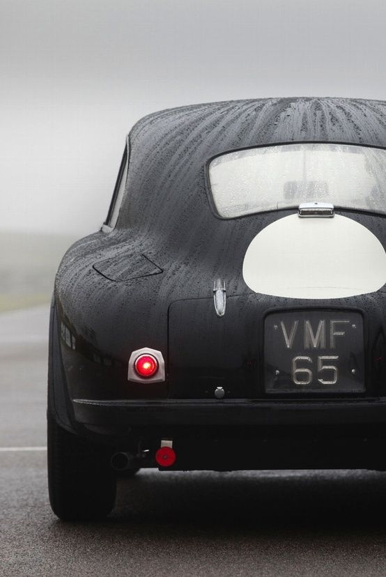 """1950: Aston Martin DB2 - The closed coupé, described as a """"sports-saloon"""" by the company, could reach up to 116.4 mph, accelerate from 0-60 mph in 11.2 seconds, and had a 20 mpg fuel intake."""