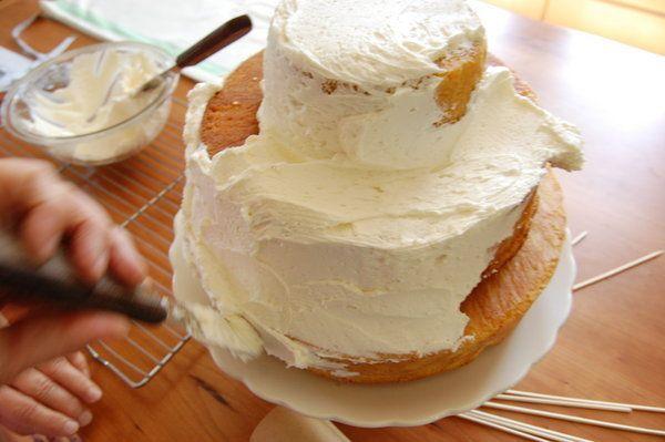 What Size Wedding Cake Do I Need: Best 25+ Homemade Wedding Cakes Ideas On Pinterest