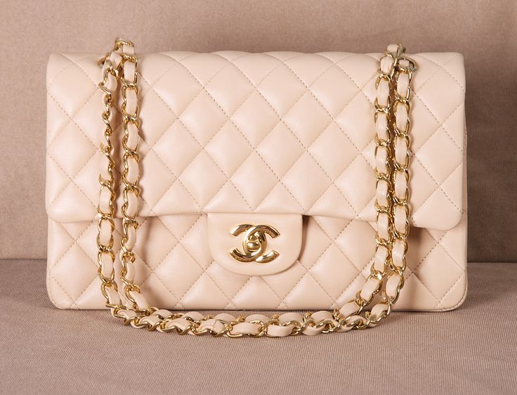 Every girl should own 1 piece of Chanel in her life:)