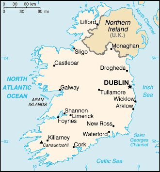 Deciding where to go in Ireland - Places to Visit in Ireland ...