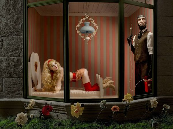 Eugenio Recuenco - TRANSPHOTOGRAPHIQUES 2008 - Mode & Photographie