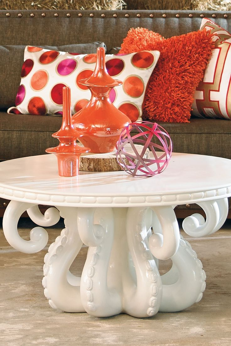 High Quality Provoke A Double Take Or Two With The Leggy Look Of Our David Bromstad  Mykonos · Octopus ... Amazing Design
