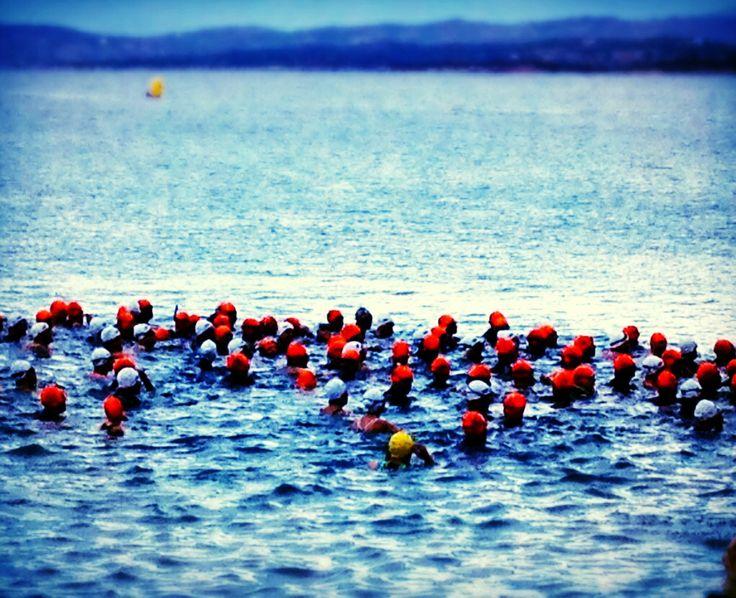 Swimming Spetsathlon 2014 #spetses